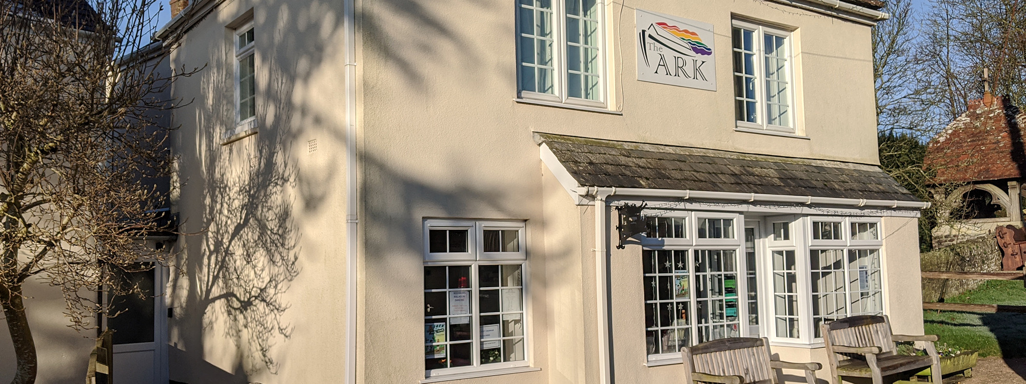 In the Community*The ARK is closed during Lockdown 3. However the Foodbank is still operating.